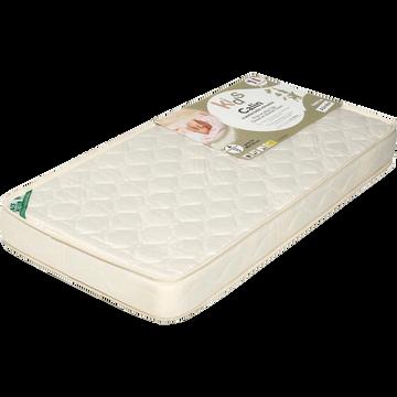Matelas bébé climatisé Alinéa 12 cm - 60x120 cm-Calin