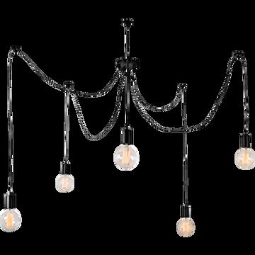 Suspension réglable 5 lumières-FIX MULTI