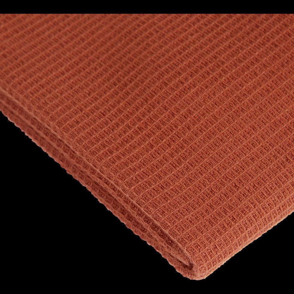 Serviette invite coton et lin 30x50 cm-ALES