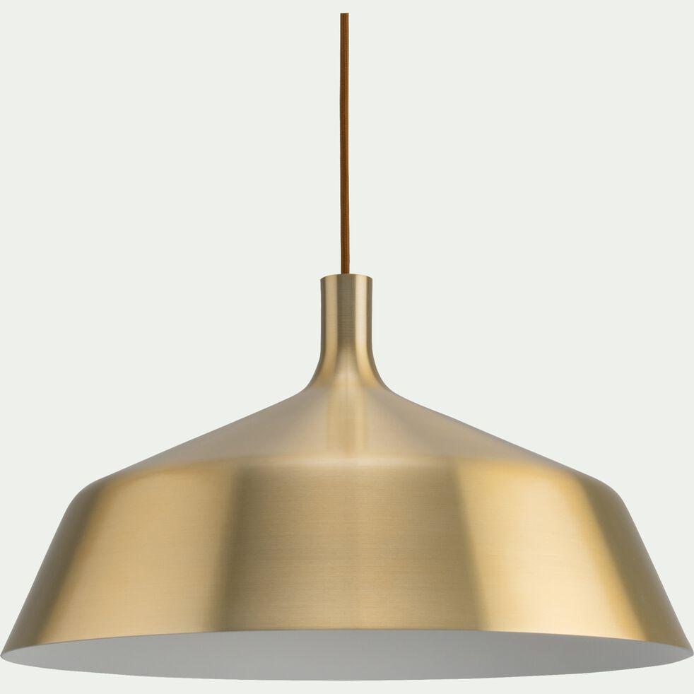 Suspension en aluminium - doré D45cm-BOWI