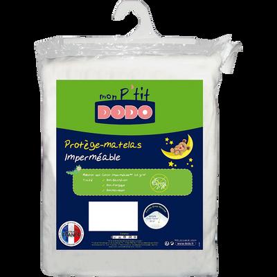 Protège matelas bébé 60x120cm imperméable-P'TIT DODO