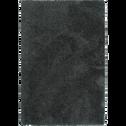 Tapis shaggy gris anthracite 120x170cm-CLOUD