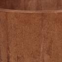 Pot à réserve d'eau rouille D28H24cm-BOLA