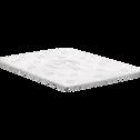 Surmatelas mousse mémoire de forme Bultex 5 cm - 160x200 cm-MEMO 5
