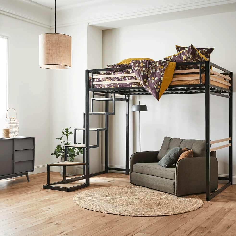 housse de couette 260x240cm et 2 taies d 39 oreillers gioly. Black Bedroom Furniture Sets. Home Design Ideas