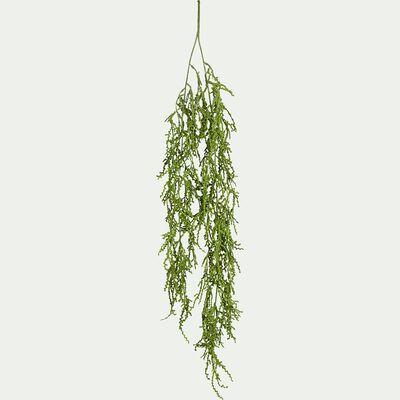 Plante tombante artificielle - vert H105cm-YONTREE