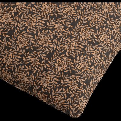 Pouf de jardin à motifs 120x110cm-Rossi