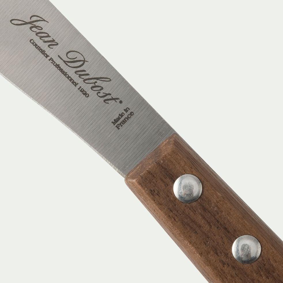 Couteau tartineur en bois de noyer-TRADITION