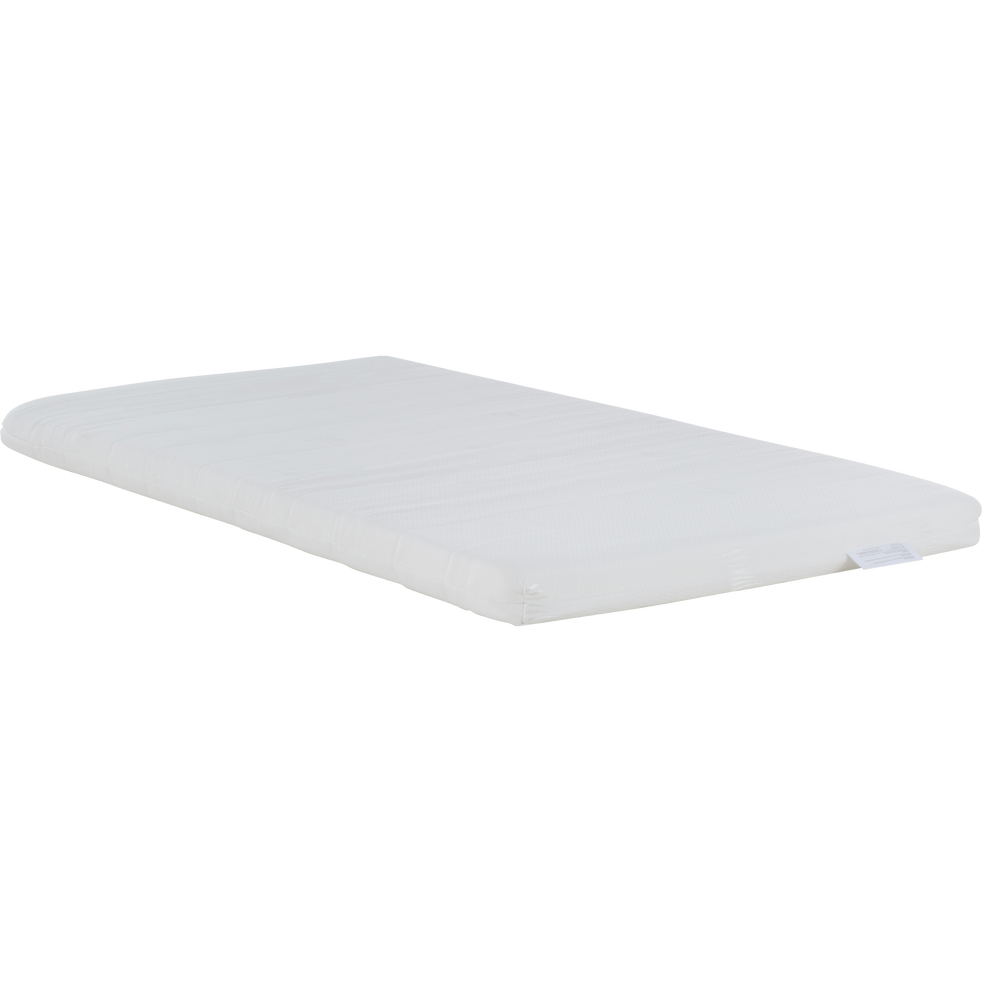 Matelas mousse alinea 10 cm - 90x200 cm-SOUM