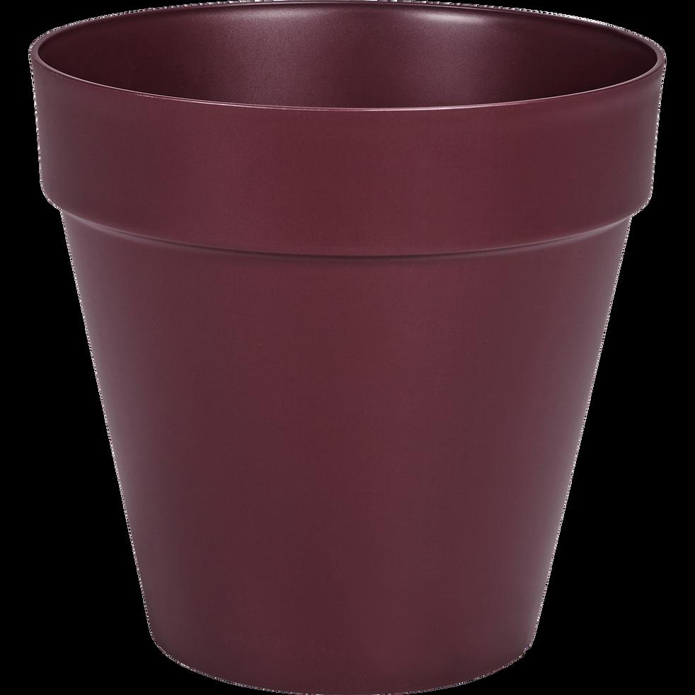 pot r serve d 39 eau m re en plastique h26xd30cm loft. Black Bedroom Furniture Sets. Home Design Ideas