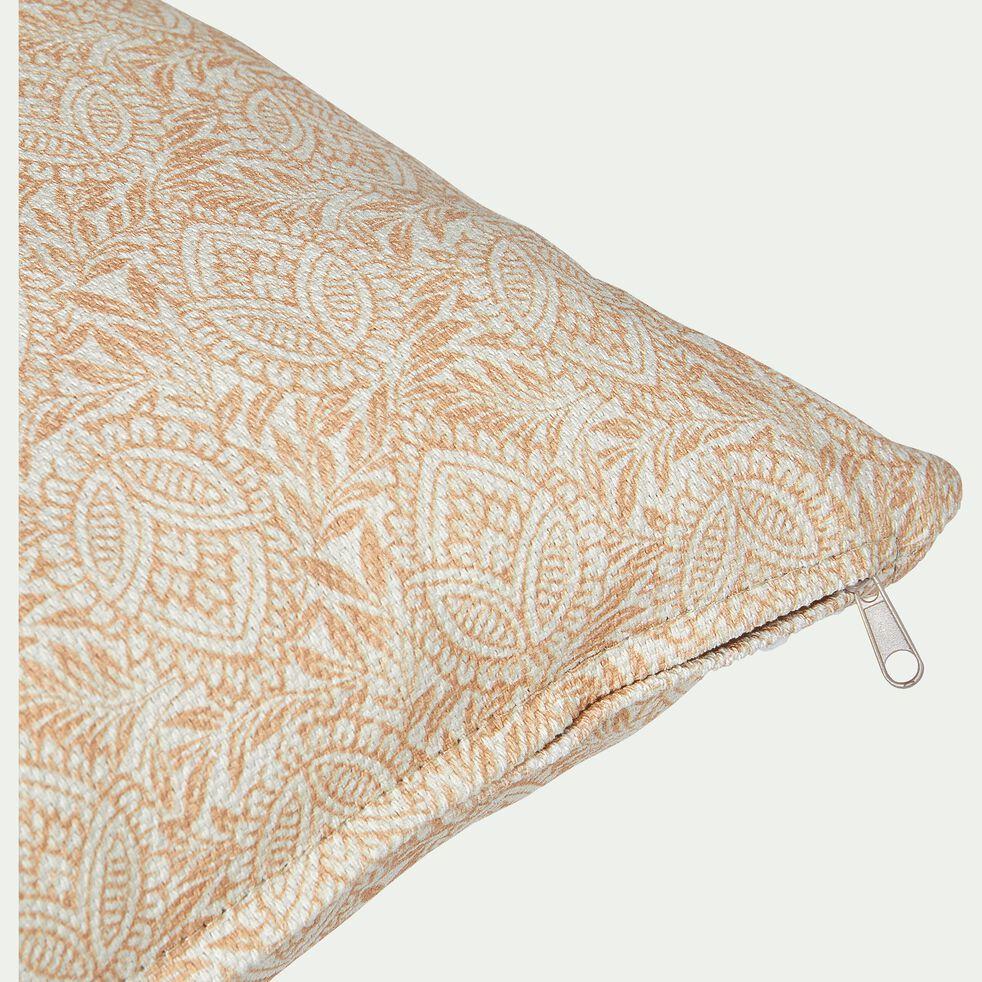 Coussin d'extérieur déperlant - beige roucas 40x40cm-Trayas