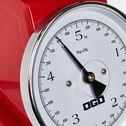 Balance mécanique rouge en acier-RAMEL