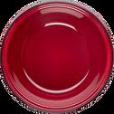 Tajine en faïence rouge sumac D29cm-LANKA