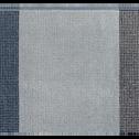 Drap de bain 100X150cm bleu-HUGO