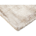 Tapis en viscose beige 160x230cm-TANSEN