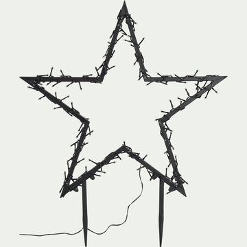 Étoile lumineuse d'extérieur L60xH73cm-KENITRA