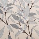 Housse de couette en percale de coton imprimé Fleurs d'oranger - 260x240 cm-FANNY