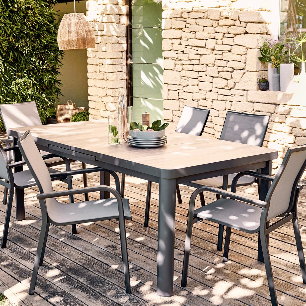 table de jardin sicile