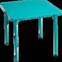 Table de jardin pour enfant bleu-COTIA