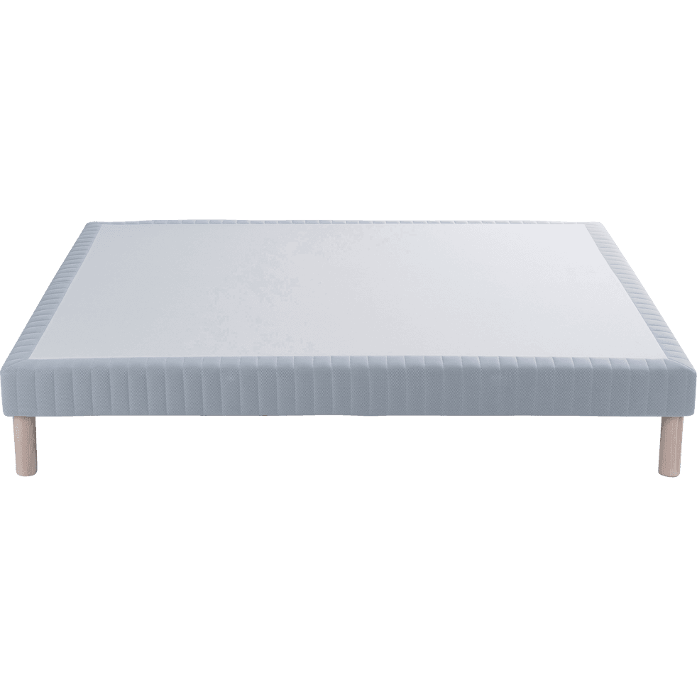 Sommier tapissier Simmons 15 cm - 140x190 cm-NAIADES