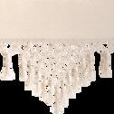Hamac en coton Blanc écru-PUGLIA