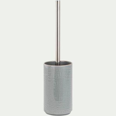Pot à balai en céramique gris-PREPPY