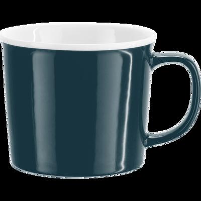 Mug en porcelaine bleu figuerolles 35cl-CAFI