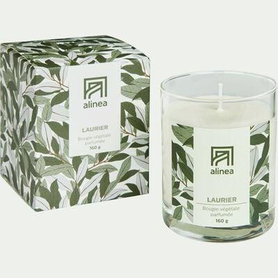 Bougie parfumée Laurier 160g-LAURIER