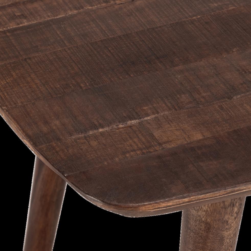 Table basse en bois de manguier et sheesham-LANTIC