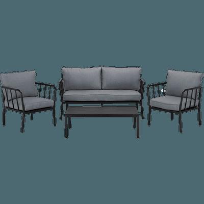 Salon de jardin - mobilier de jardin en bois, aluminium, acier | alinea