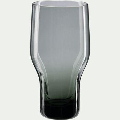 Verre gris en verre 9cl-CLAUDIA