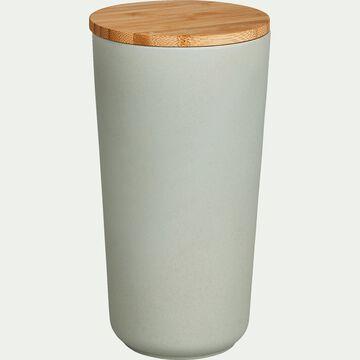 Boite bambou - vert cèdre 95cl-VOVO