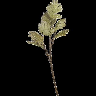 Branche artificielle verte H87cm-FOUGERE