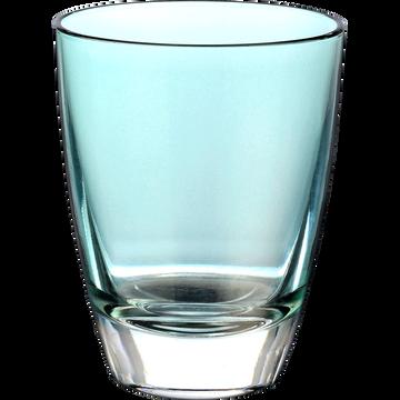 Verre teinté turquoise 29cl-ALPI