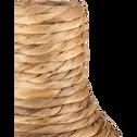 Vase en jacinthe H32cm-ABBO