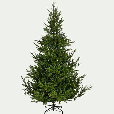 Sapin de Noël artificiel vert H180cm-CERISSI