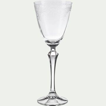 Verre à eau en cristallin 25cl-LUME