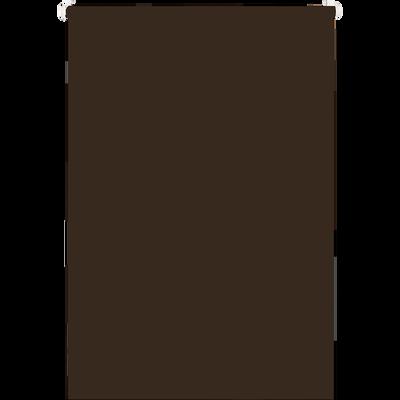 Store enrouleur occultant marron chocolat 37x170cm-EASY OCC