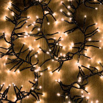 Guirlande électrique - D10x420cm blanc-ANDRIA