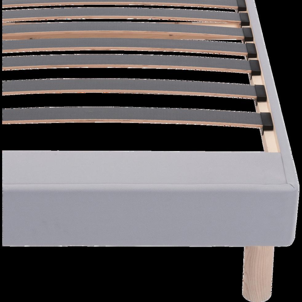 sommier lattes avec encadrement 90x190 cm dunlolatt 90x190 cm catalogue storefront. Black Bedroom Furniture Sets. Home Design Ideas