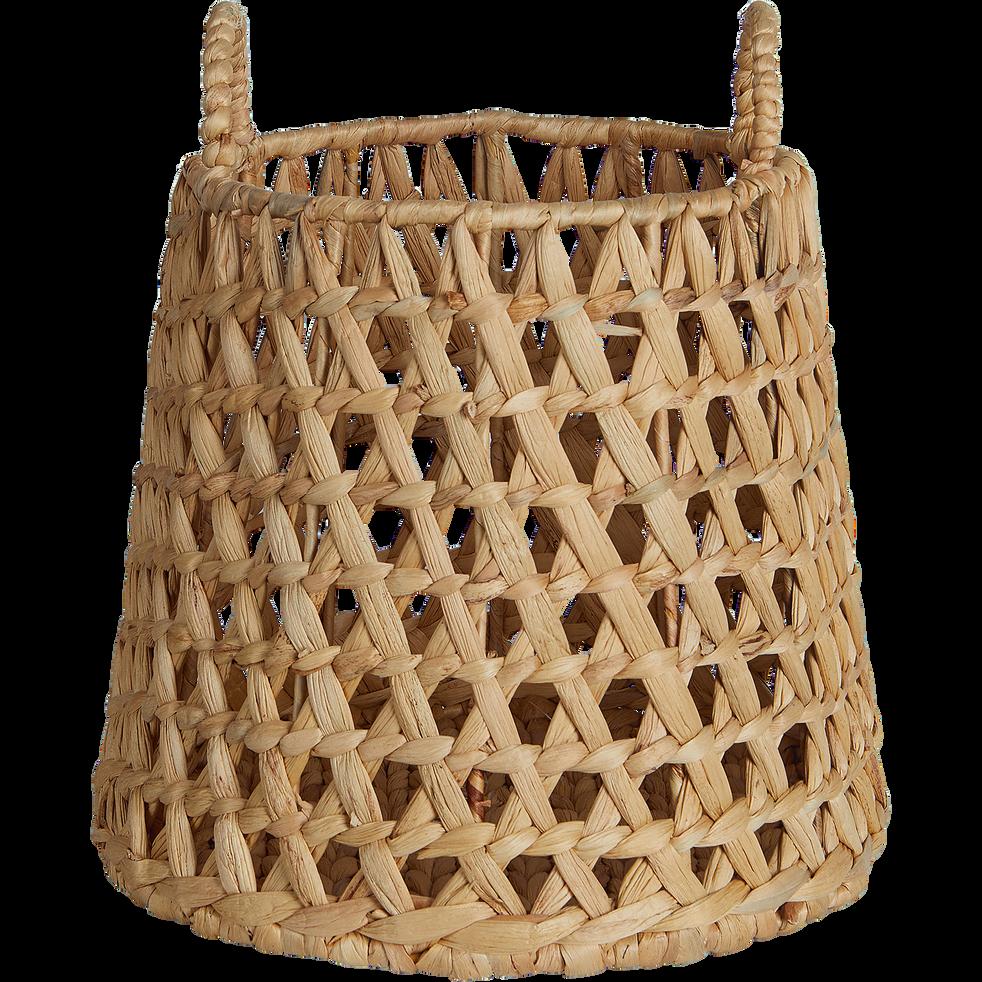 Panier en jacinthe d'eau D45xH40cm-NOAH
