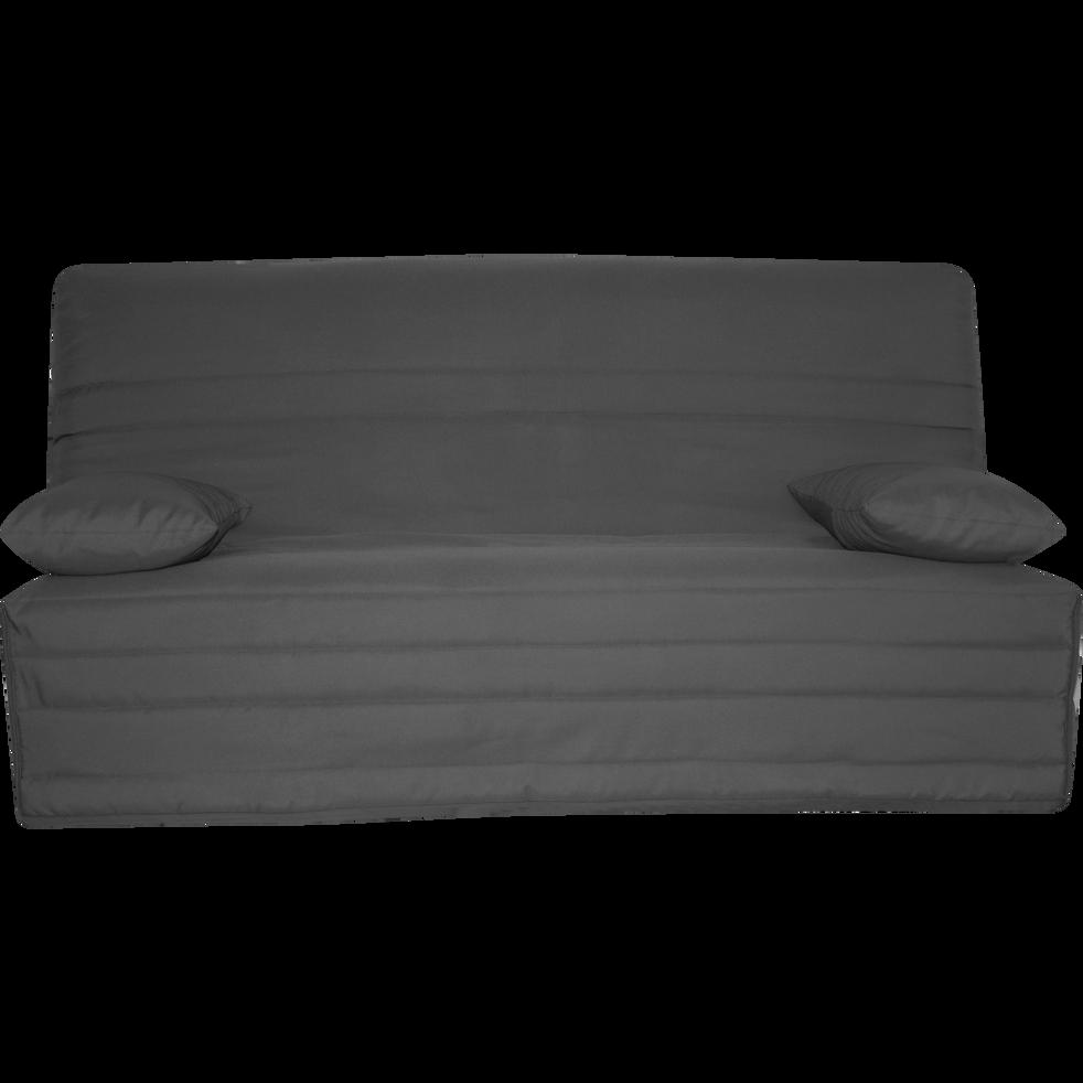Housse de clic clac 130cm gris-Haïti