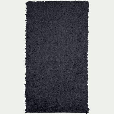Tapis shaggy - gris calabrun 60x110cm-CELAN