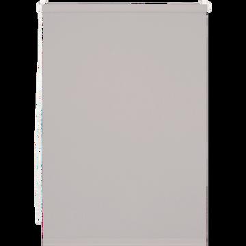 Store enrouleur tamisant gris clair 42x170cm-EASY TAM