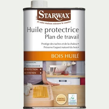 Huile protectrice plan de travail 500ml-STARWAX