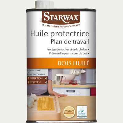 Huile protectrice plan de travail-STARWAX