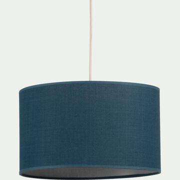 Suspension non-électrifiée coton - D60cm bleu figuerolles-MISTRAL