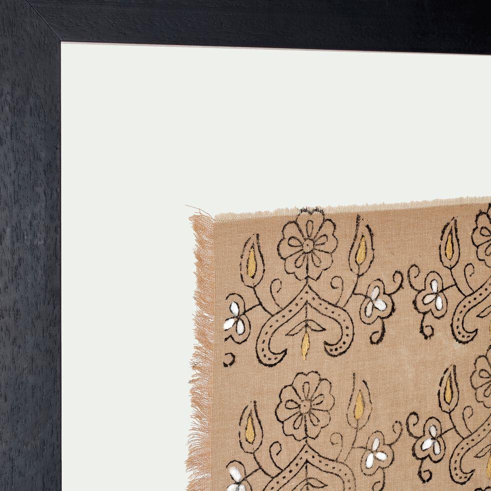 Tissu encadré 68x68cm-VERONE