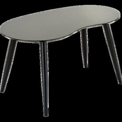Table basse vert cèdre-ECTOT