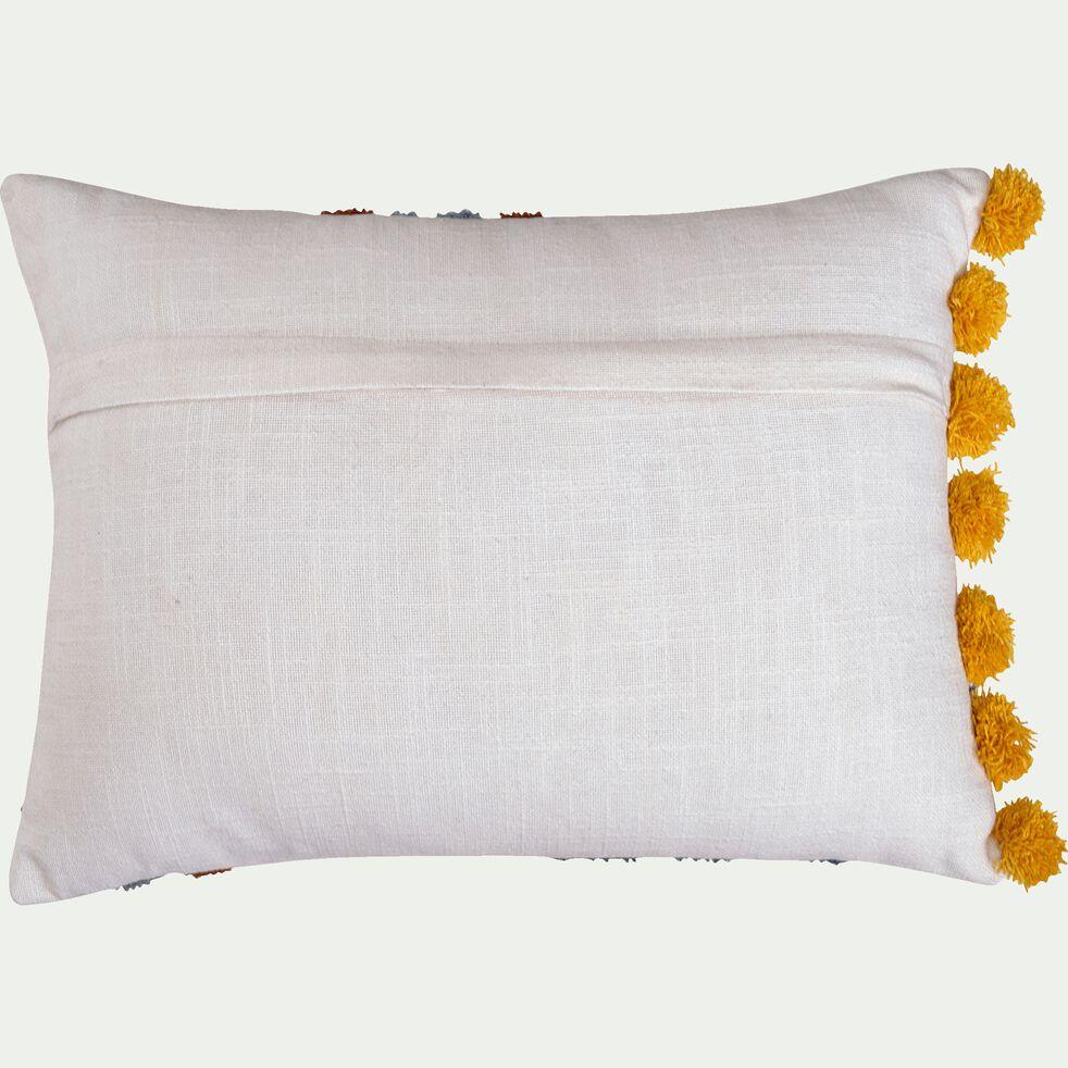 Coussin coton 430x40 cm - à motif-Pollen